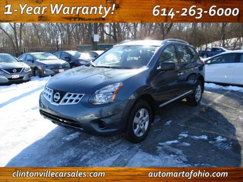 2014 Nissan Rogue Select for sale at Clintonville Car Sales - AutoMart of Ohio in Columbus OH