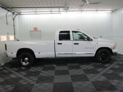 2005 Dodge Ram Pickup 3500 for sale at Michigan Credit Kings in South Haven MI