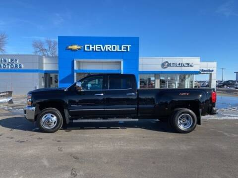2018 Chevrolet Silverado 3500HD for sale at Finley Motors in Finley ND
