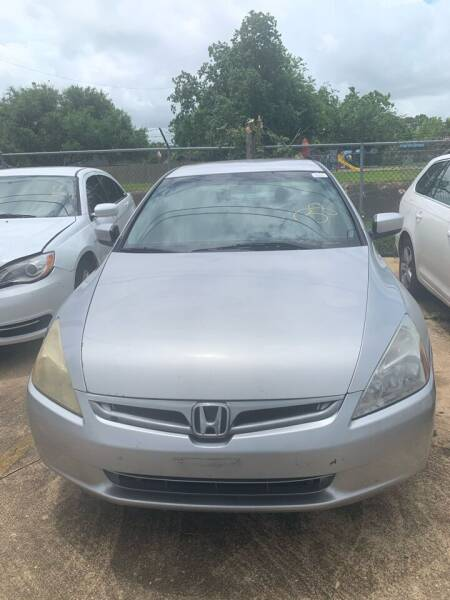 2007 Honda Accord for sale at Houston Auto Emporium in Houston TX