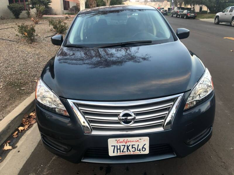 2014 Nissan Sentra for sale at Faith Auto Sales in Temecula CA