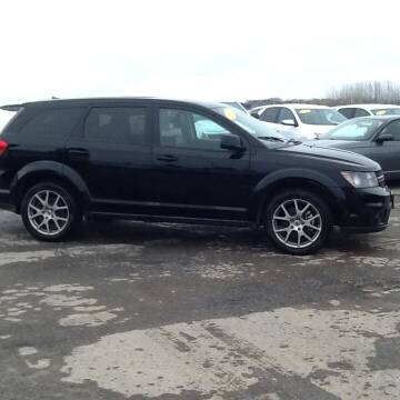 2018 Dodge Journey for sale at Garys Sales & SVC in Caribou ME