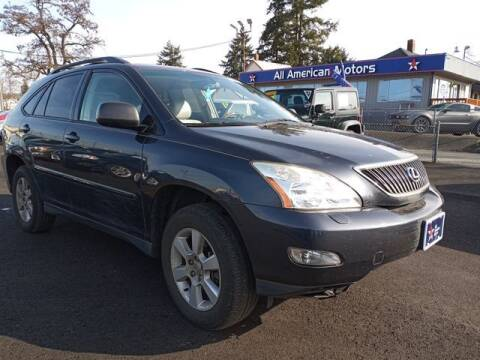 2006 Lexus RX 330 for sale at All American Motors in Tacoma WA