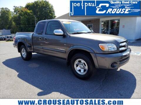2006 Toyota Tundra for sale at Joe and Paul Crouse Inc. in Columbia PA