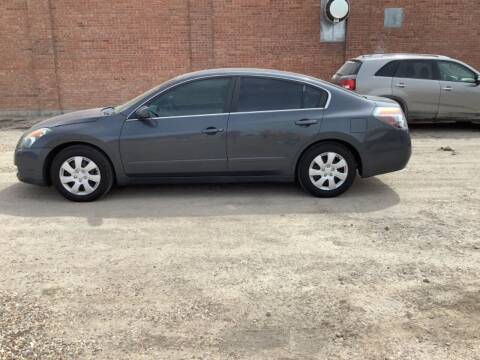 2009 Nissan Altima for sale at Paris Fisher Auto Sales Inc. in Chadron NE