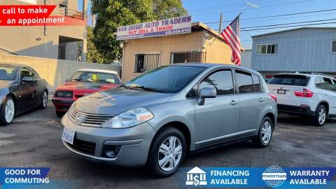 2009 Nissan Versa for sale at San Diego Auto Traders in San Diego CA
