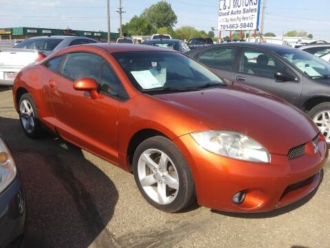 2006 Mitsubishi Eclipse for sale at L & J Motors in Mandan ND