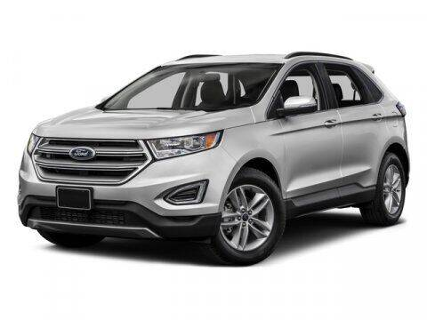 2015 Ford Edge for sale at Hawk Ford of St. Charles in St Charles IL