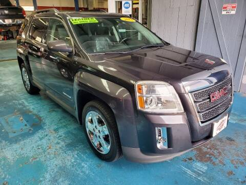 2013 GMC Terrain for sale at Stach Auto in Janesville WI