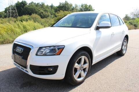 2011 Audi Q5 for sale at Imotobank in Walpole MA