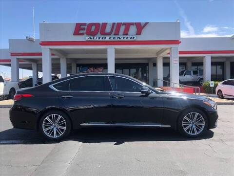 2018 Genesis G80 for sale at EQUITY AUTO CENTER in Phoenix AZ