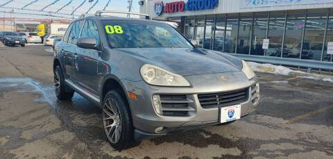 2008 Porsche Cayenne for sale at I-80 Auto Sales in Hazel Crest IL