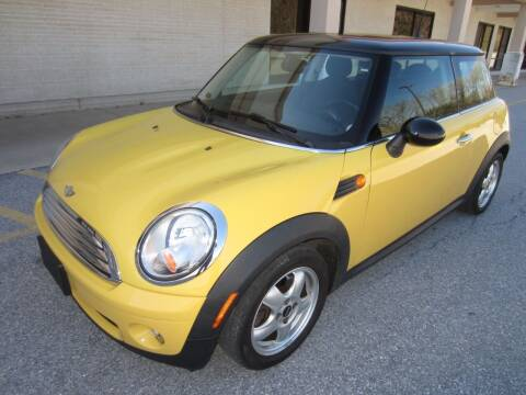 2008 MINI Cooper for sale at PRIME AUTOS OF HAGERSTOWN in Hagerstown MD