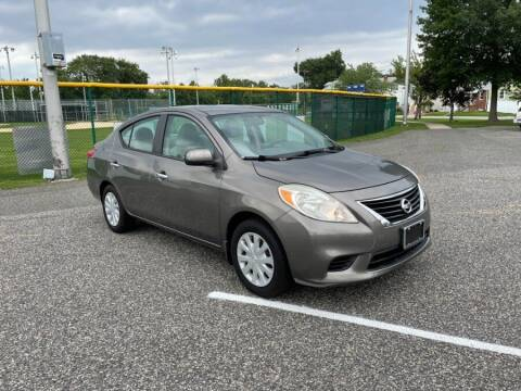 2012 Nissan Versa for sale at Cars With Deals in Lyndhurst NJ