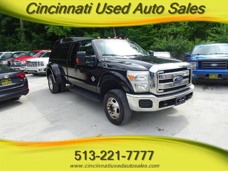2016 Ford F-350 Super Duty for sale at Cincinnati Used Auto Sales in Cincinnati OH