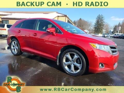 2015 Toyota Venza for sale at R & B Car Company in South Bend IN