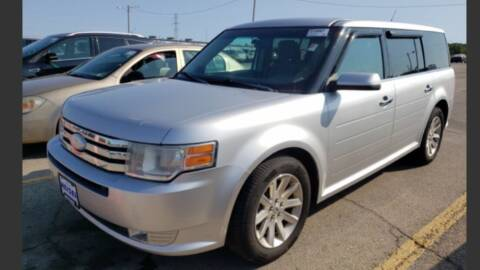 2011 Ford Flex for sale at Perfect Auto Sales in Palatine IL