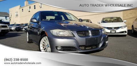 2011 BMW 3 Series for sale at Auto Trader Wholesale Inc in Saddle Brook NJ