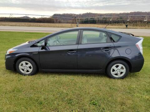 2011 Toyota Prius for sale at SCENIC SALES LLC in Arena WI