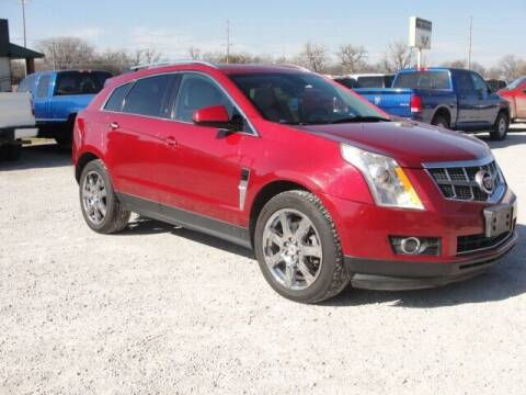2010 Cadillac SRX for sale at Frieling Auto Sales in Manhattan KS