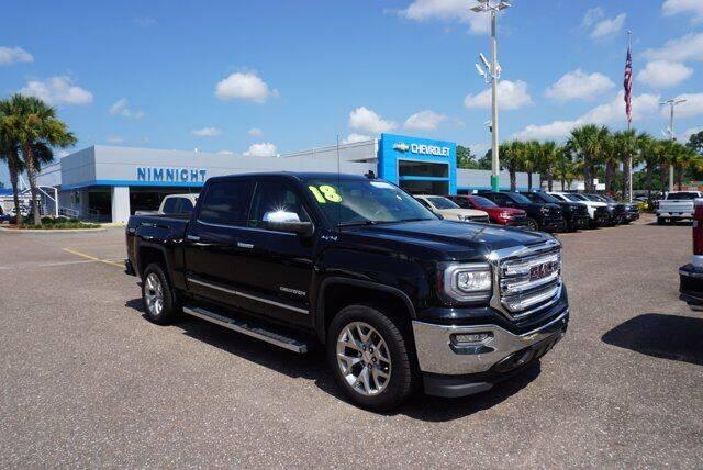 2018 GMC Sierra 1500 for sale at WinWithCraig.com in Jacksonville FL