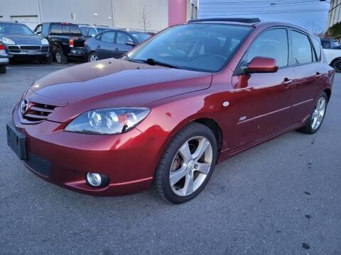 2006 Mazda MAZDA3 for sale at JG Motors in Worcester MA
