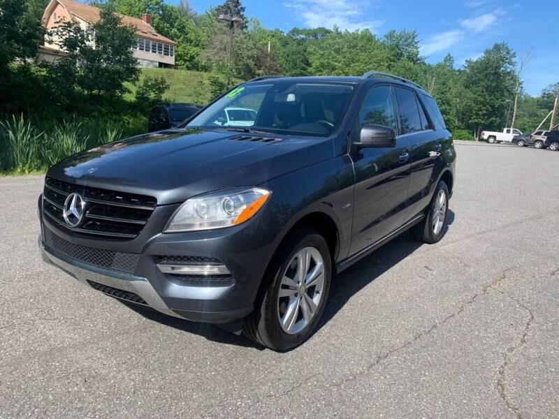 2012 Mercedes-Benz M-Class for sale in Epsom, NH