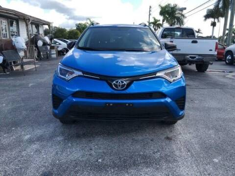 2016 Toyota RAV4 for sale at Denny's Auto Sales in Fort Myers FL