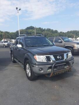2012 Nissan Frontier for sale at Bates Auto & Truck Center in Zanesville OH
