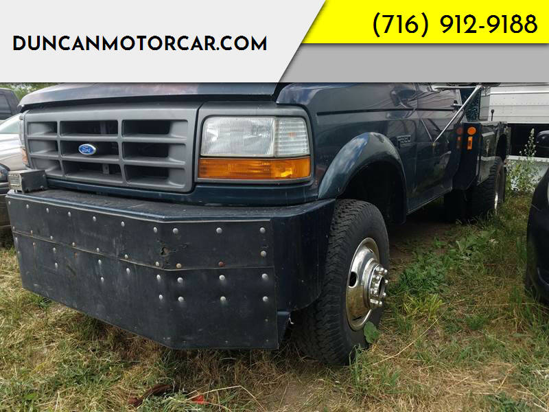 1992 Ford F-350 for sale at DuncanMotorcar.com in Buffalo NY