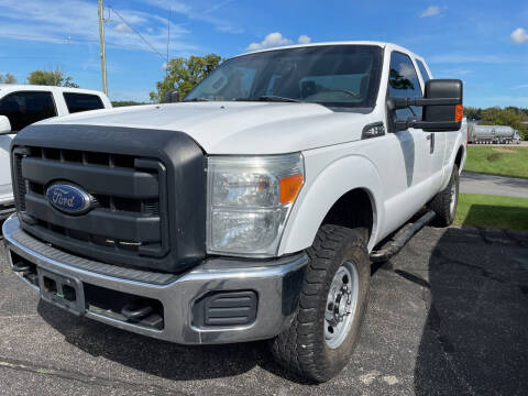2016 Ford F-250 Super Duty for sale at Blake Hollenbeck Auto Sales in Greenville MI