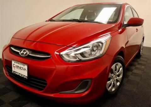2016 Hyundai Accent for sale at CarNova in Stafford VA