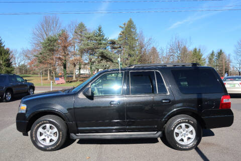 2010 Ford Expedition for sale at GEG Automotive in Gilbertsville PA
