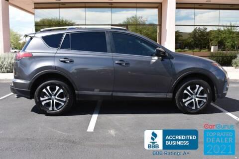 2016 Toyota RAV4 for sale at GOLDIES MOTORS in Phoenix AZ