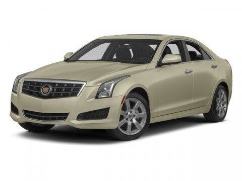 2014 Cadillac ATS for sale at Crown Automotive of Lawrence Kansas in Lawrence KS