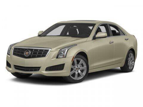 2014 Cadillac ATS for sale at Scott Evans Nissan in Carrollton GA