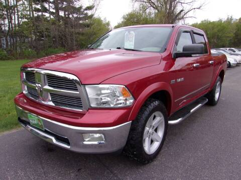 2009 Dodge Ram Pickup 1500 for sale at American Auto Sales in Forest Lake MN
