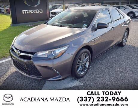 2017 Toyota Camry for sale at Acadiana Automotive Group in Lafayette LA