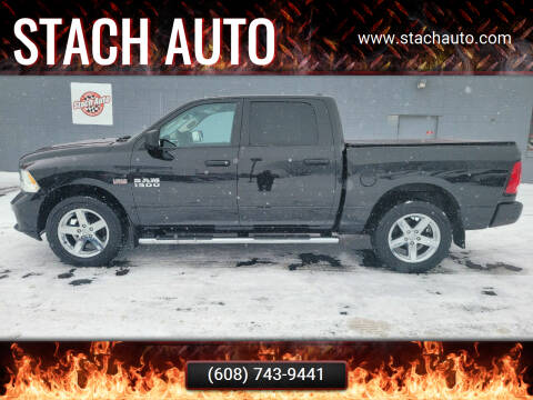 2015 RAM Ram Pickup 1500 for sale at Stach Auto in Janesville WI