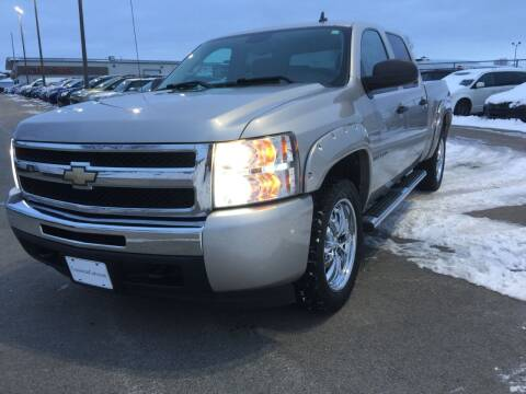 2009 Chevrolet Silverado 1500 for sale at CousineauCars.com in Appleton WI