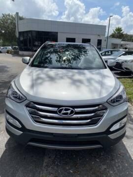 2014 Hyundai Santa Fe Sport for sale at Brandon Mitsubishi in Tampa FL