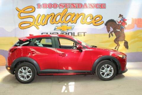 2017 Mazda CX-3 for sale at Sundance Chevrolet in Grand Ledge MI