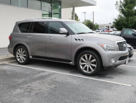 2013 Infiniti QX56 for sale at Southern Auto Solutions - BMW of South Atlanta in Marietta GA
