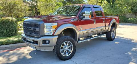 2014 Ford F-250 Super Duty for sale at Motorcars Group Management - Bud Johnson Motor Co in San Antonio TX