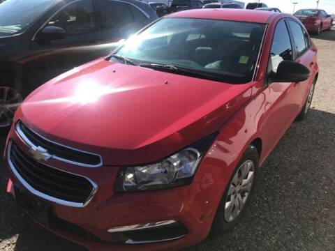 2015 Chevrolet Cruze for sale at BILLY HOWELL FORD LINCOLN in Cumming GA