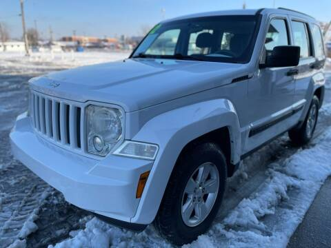 2012 Jeep Liberty for sale at 5 STAR MOTORS 1 & 2 - 5 STAR MOTORS in Louisville KY