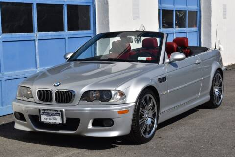 2005 BMW M3 for sale at IdealCarsUSA.com in East Windsor NJ