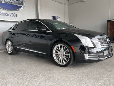 2015 Cadillac XTS for sale at TANQUE VERDE MOTORS in Tucson AZ