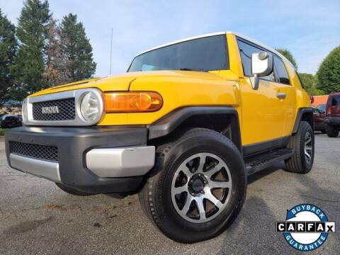 2007 Toyota FJ Cruiser for sale at Carma Auto Group in Duluth GA