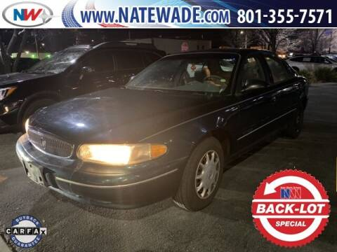 1999 Buick Century for sale at NATE WADE SUBARU in Salt Lake City UT